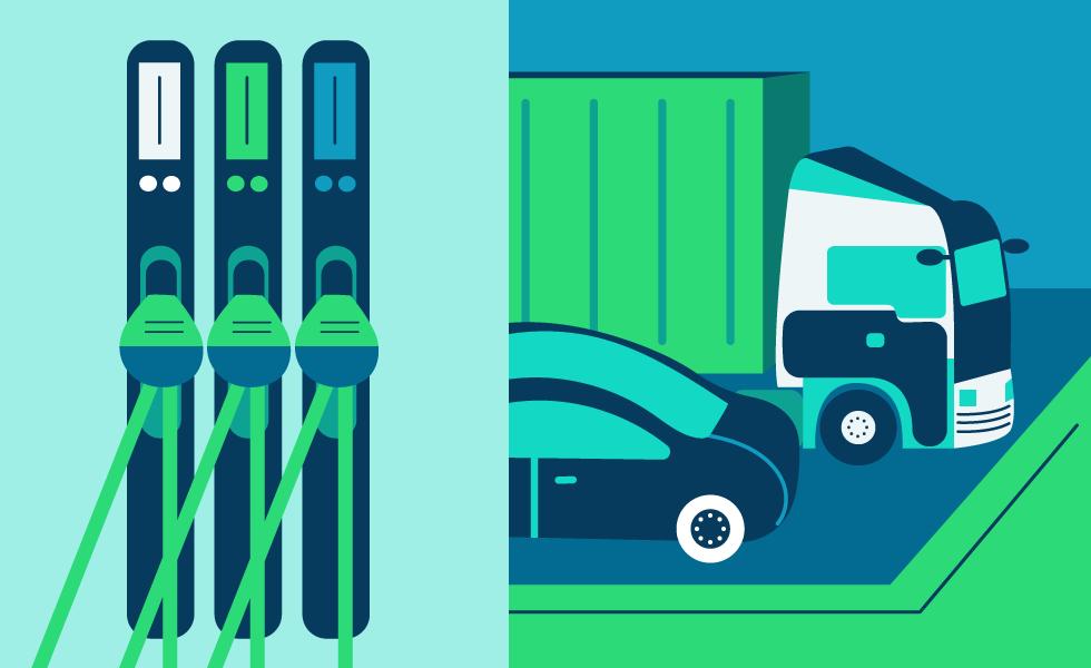 Fuel labelling illustration